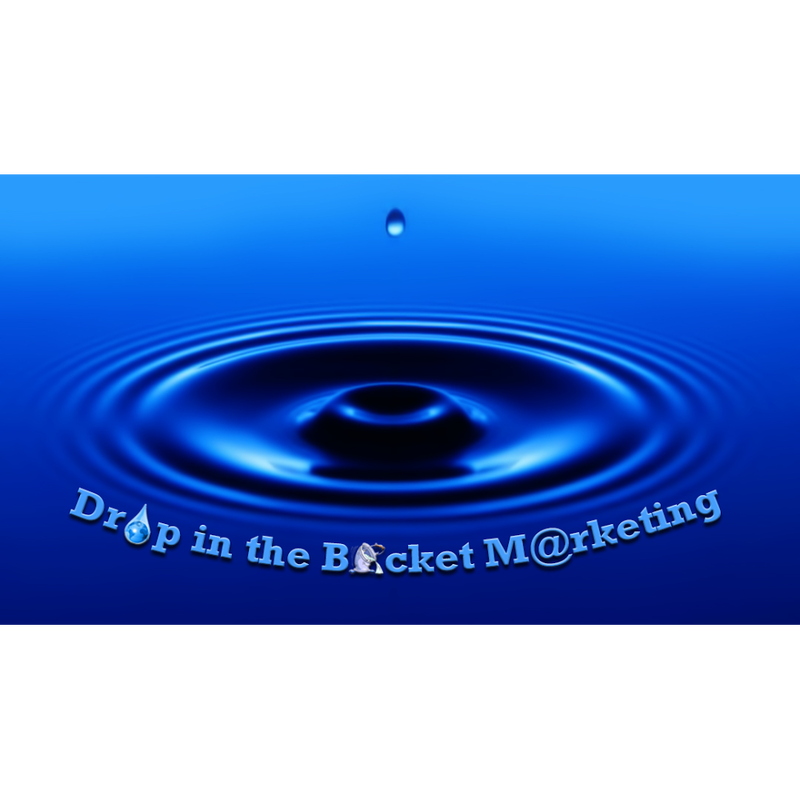 Drop in the Bucket Marketing